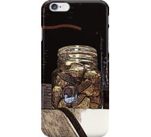 Jars full of treats iPhone Case/Skin