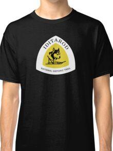 Iditarod Trail Sign, Alaska, USA Classic T-Shirt