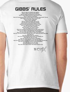 Gibbs' Rules - NCIS Mens V-Neck T-Shirt