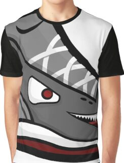 Shoe Monster Graphic T-Shirt
