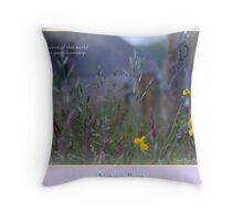 Natures Best Throw Pillow
