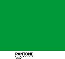 Pantone Plastica 355 C iPhone case by Plastica Tees