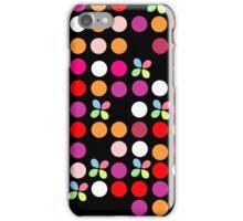 Polka Dot Roxy iPhone Case/Skin