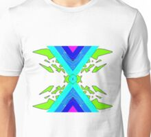 Symmetric Pattern 1 Unisex T-Shirt