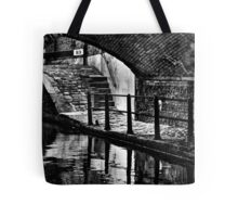 Lock 83 Ancoats,Rochdale Canal Tote Bag