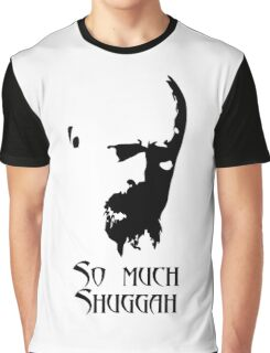 Much Meshuggah Graphic T-Shirt
