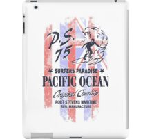Hawaii Surfing iPad Case/Skin