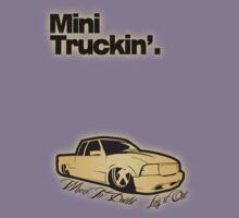 Mini Truckin' - When In Doubt, Lay It Out by JShockley1