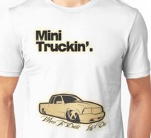 Mini Truckin' - When In Doubt, Lay It Out Unisex T-Shirt