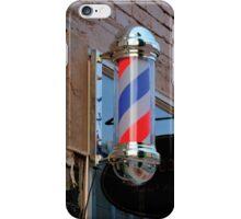 Barber's Pole   iPhone Case/Skin