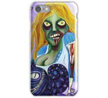 Alice and Chez iPhone Case/Skin