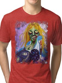 Alice and Chez Tri-blend T-Shirt