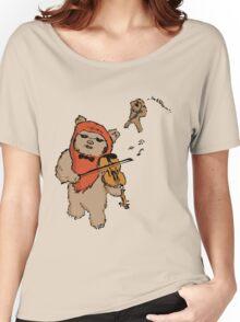 Exquisite Ewok Women's Relaxed Fit T-Shirt