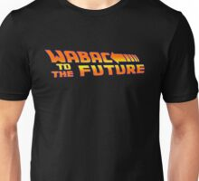 WABAC TO THE FUTURE Unisex T-Shirt