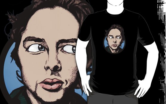 Zach Braff by StevePaulMyers