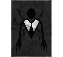 'Slender' poster Photographic Print