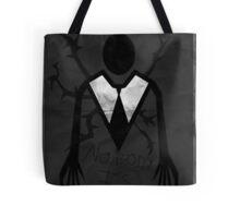 'Slender' poster Tote Bag