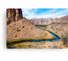 Smith Rock State Park (1 of 3) Canvas Print