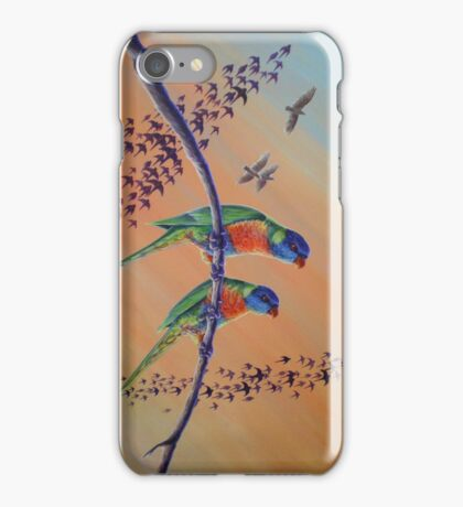 Dawn Chorus iPhone Case/Skin