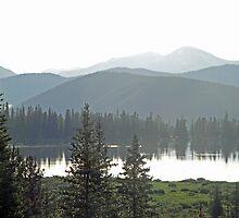 Echo Lake Hills by Robert Meyers-Lussier