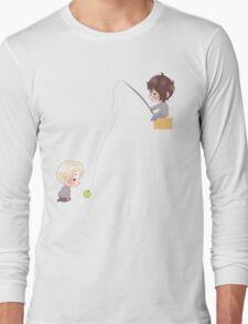 Chibi Drarry - Fishing Long Sleeve T-Shirt