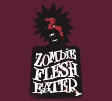 Zombie Flesh Eater by thehorror
