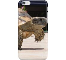 Marching Baby Tortoise  iPhone Case/Skin