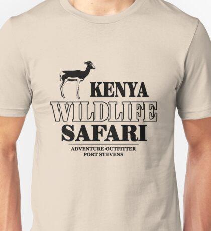 Antelope Wildlife Safari Unisex T-Shirt
