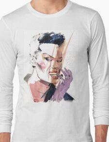 Grace Jones Long Sleeve T-Shirt