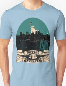 battle for manhattan T-Shirt