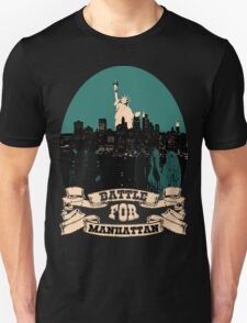 battle for manhattan T-Shirt