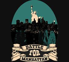 battle for manhattan Unisex T-Shirt
