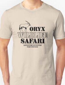 Oryx Antelope Wildlife Safari T-Shirt
