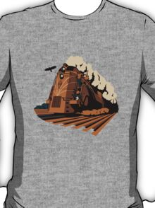 Steam Engine Jam T-Shirt