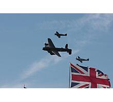 Three British Icons Photographic Print