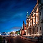 Embankment Evenings by JzaPhotography