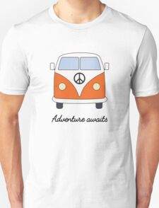 Adventure Campervan T-Shirt