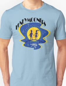 "Just Married ""Honeymooners"" T-Shirt"