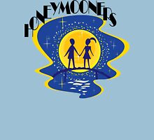 "Just Married ""Honeymooners"" Unisex T-Shirt"