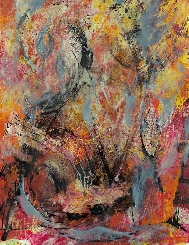 Dance of Autumn by Ida Jokela