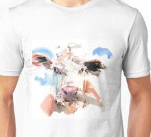 Cow Face Unisex T-Shirt