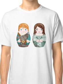 Jamie and Clair (wedding) Classic T-Shirt