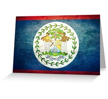 Belize - Vintage Greeting Card