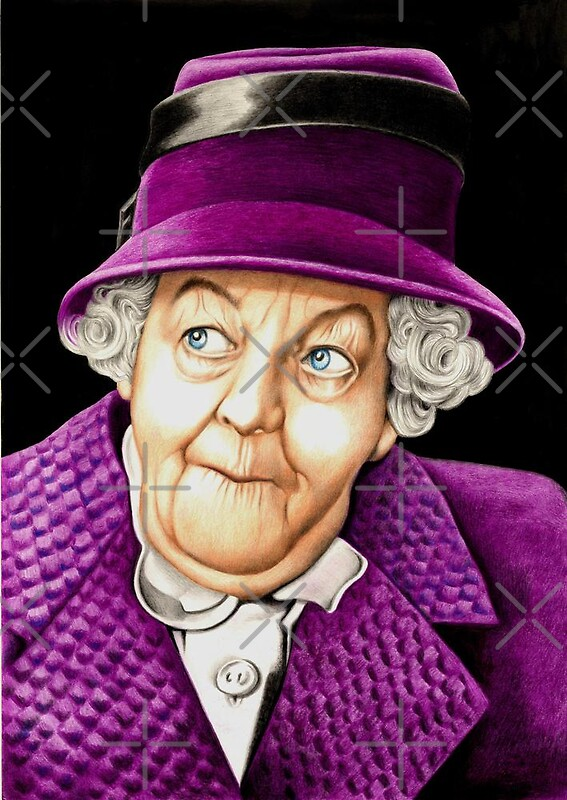 margaret rutherford plays miss jane marple by margaret. Black Bedroom Furniture Sets. Home Design Ideas