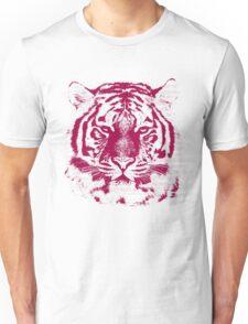Close-up portrait of the big tiger Unisex T-Shirt