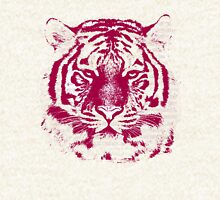 Close-up portrait of the big tiger Hoodie