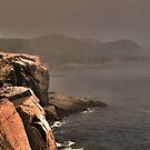 Otter Cliffs 1 by Garrett Santos