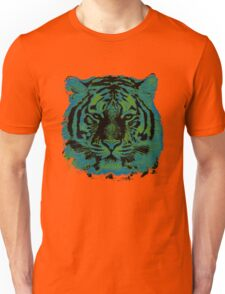 Tiger Face Unisex T-Shirt