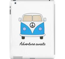 Adventure Campervan iPad Case/Skin