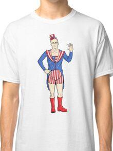 Patriotic Dean Classic T-Shirt